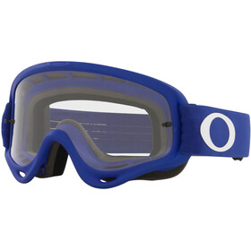 Oakley O-Frame MX Occhiali a Maschera, blu